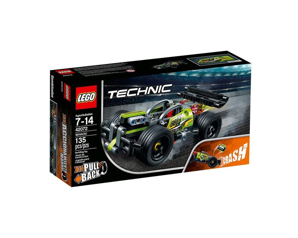 LEGO Set 42072-1 WHACK!