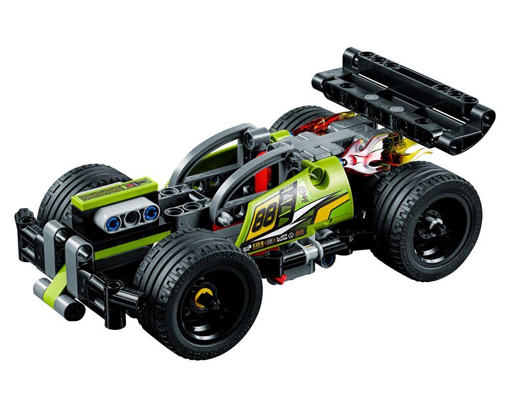 LEGO Set 42072-1 WHACK! (Model - A-Model)