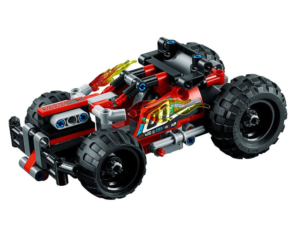 LEGO Set 42073-1 BASH! (Model - A-Model)