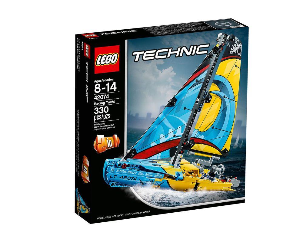 LEGO Set 42074-1 Racing Yacht