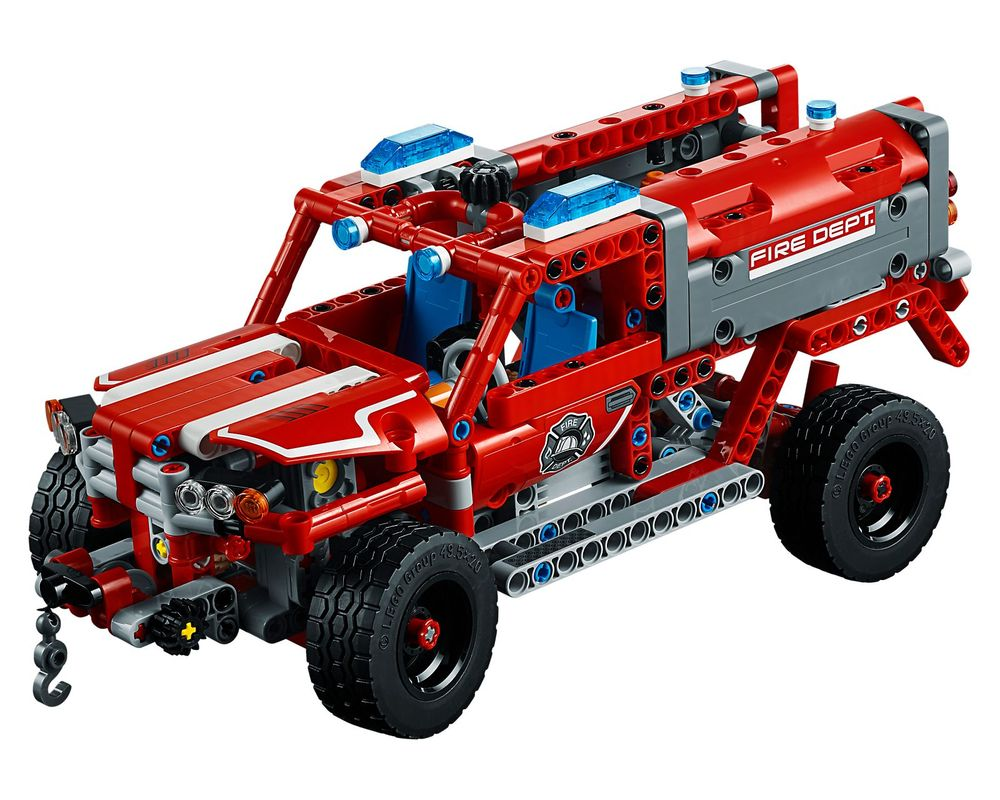 LEGO Set 42075-1 First Responder