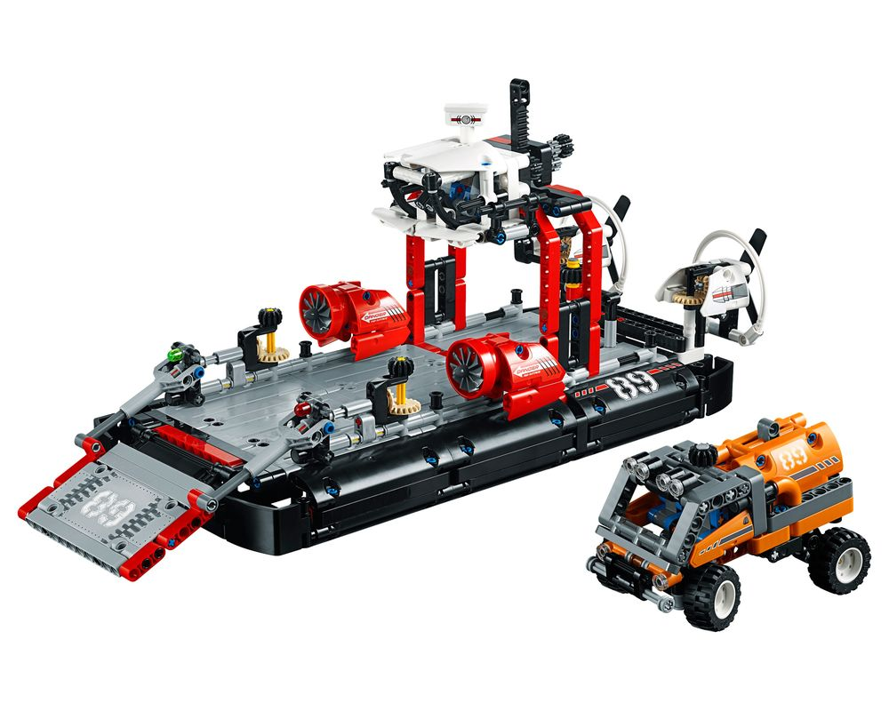LEGO Set 42076-1 Hovercraft (Model - A-Model)