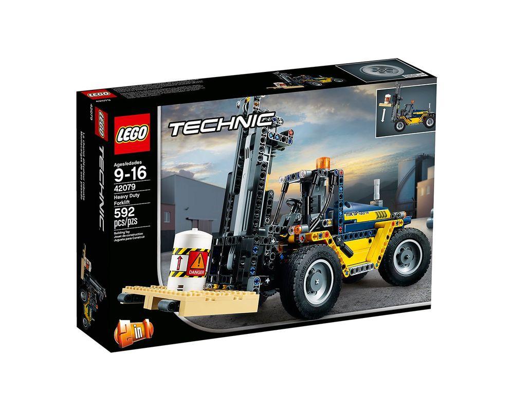 LEGO Set 42079-1 Heavy Duty Forklift