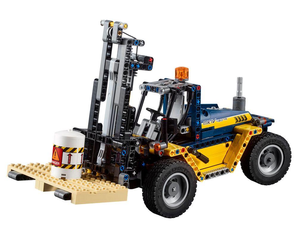 LEGO Set 42079-1 Heavy Duty Forklift (Model - A-Model)