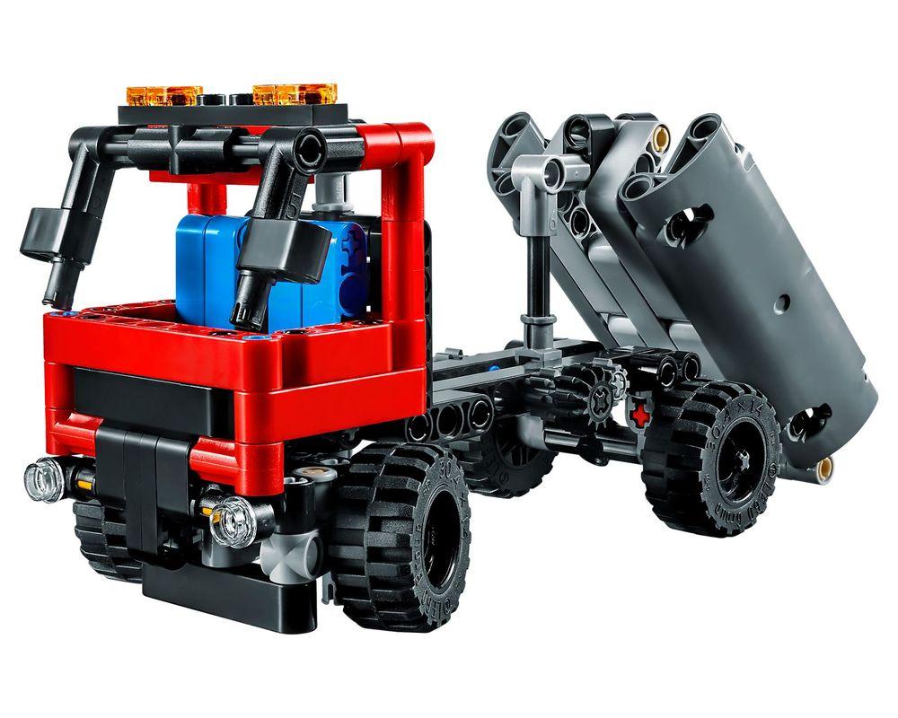LEGO Set 42084-1 Hook Loader