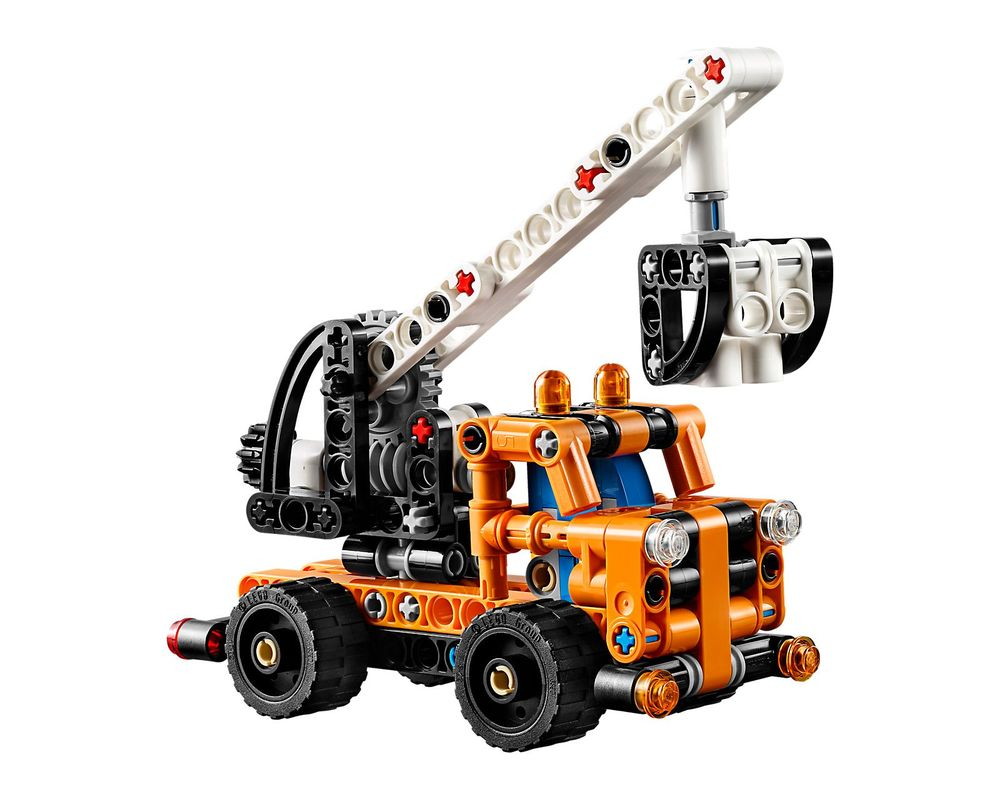 LEGO Set 42088-1 Cherry Picker