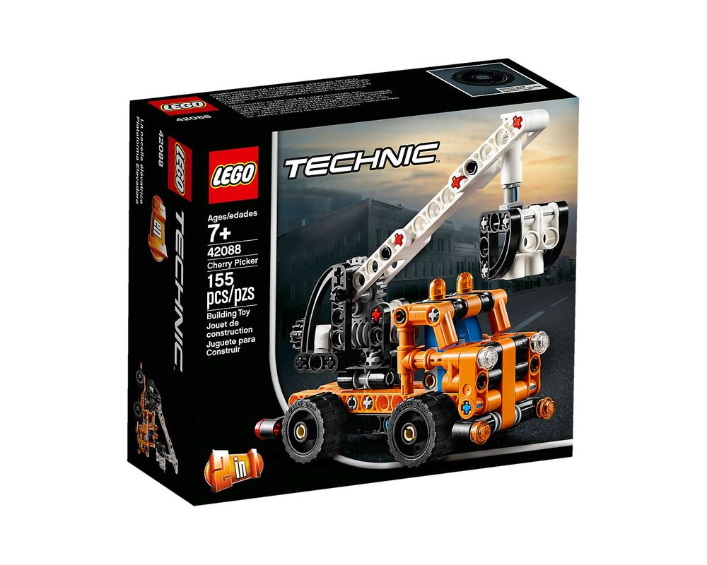 LEGO Set 42088-1 Cherry Picker