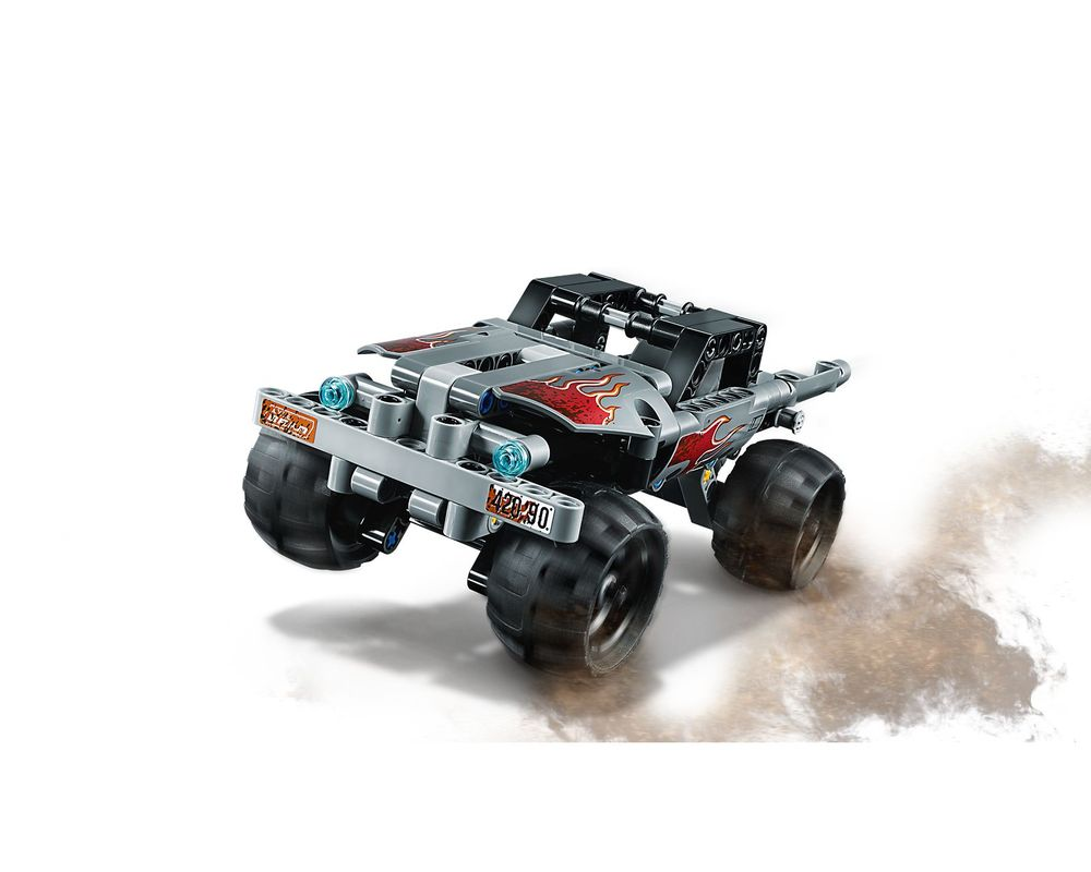 LEGO Set 42090-1 Getaway Truck