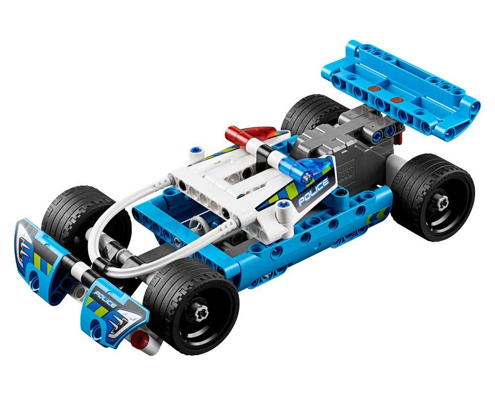 LEGO Set 42091-1 Police Pursuit (Model - A-Model)