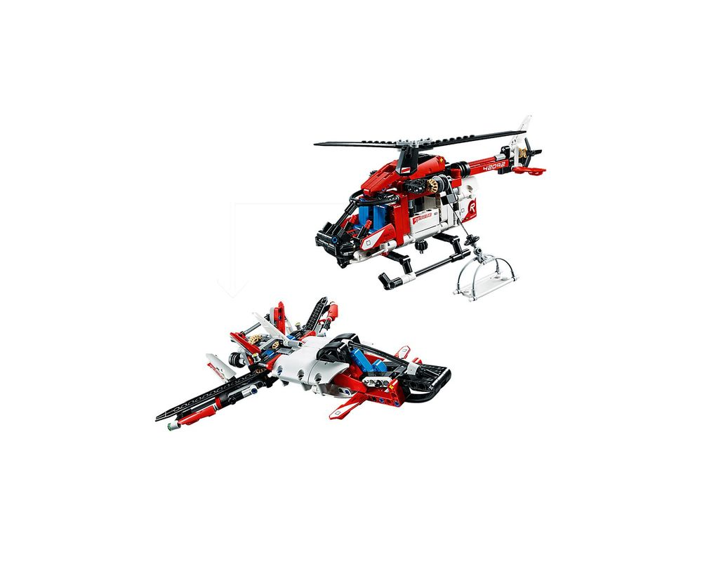 LEGO Set 42092-1 Rescue Helicopter