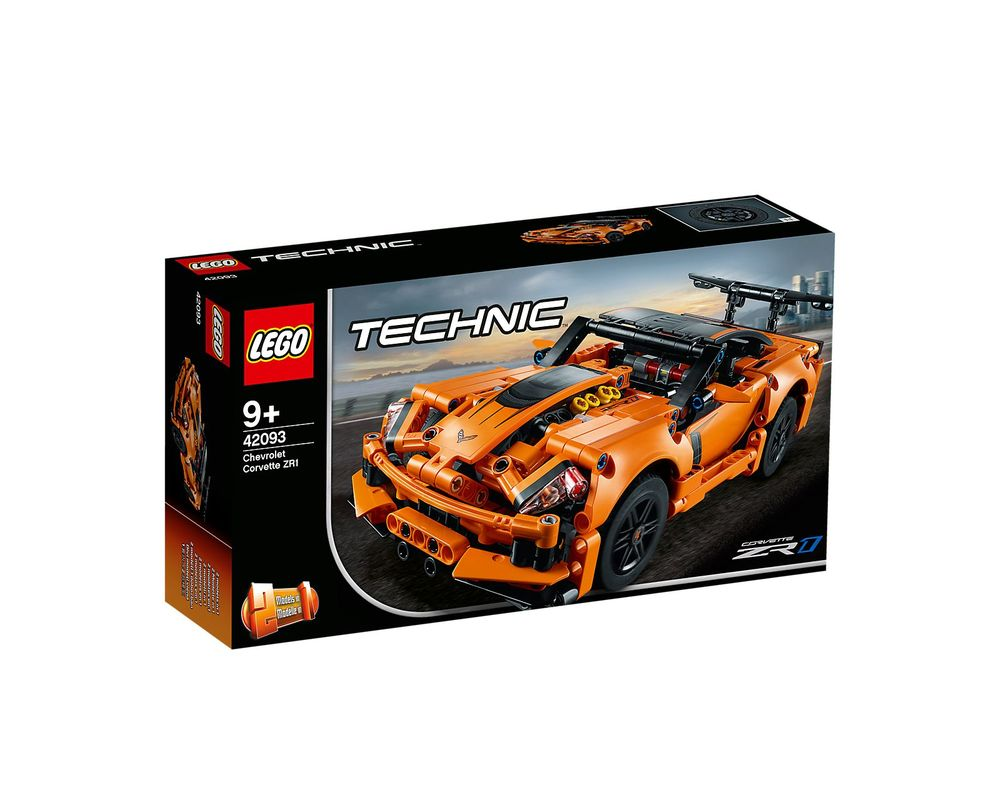LEGO Set 42093-1 Chevrolet Corvette ZR1