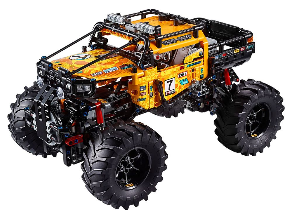 LEGO 42099-1 4x4 X-treme Off-Roader (2019 Technic > Model > Off-Road