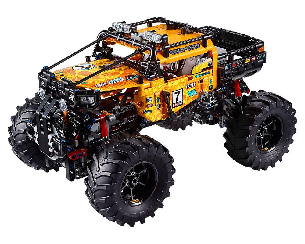 LEGO Set 42099-1 4x4 X-treme Off-Roader