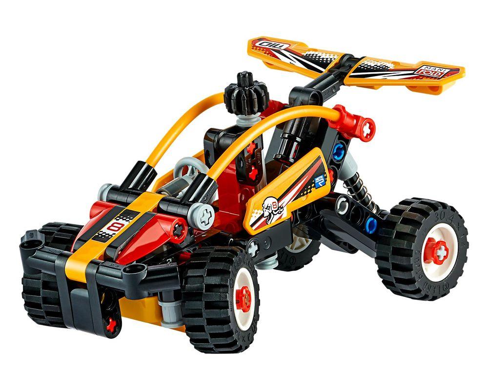 LEGO Set 42101-1 Buggy (Model - A-Model)