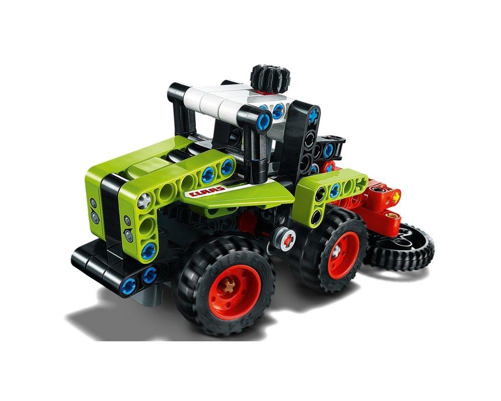 LEGO Set 42102-1 Mini CLAAS XERION (Model - A-Model)
