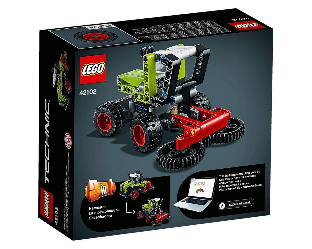 LEGO Set 42102-1 Mini CLAAS XERION