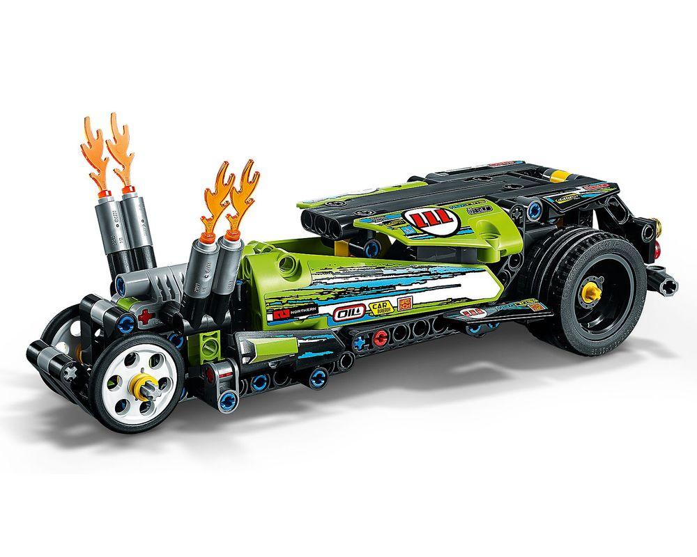 LEGO Set 42103-1 Dragster