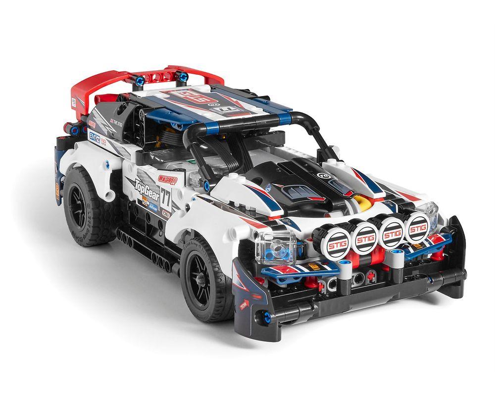 LEGO Set 42109-1 App-Controlled Top Gear Rally Car