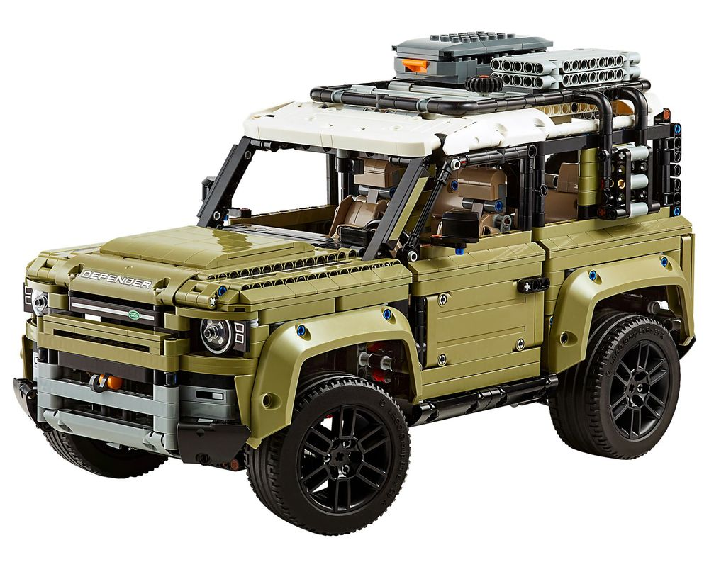 LEGO Set 42110-1 Land Rover Defender