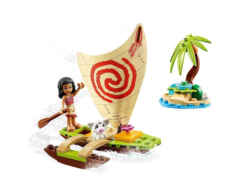 LEGO Set 43170-1 Moana's Ocean Adventure