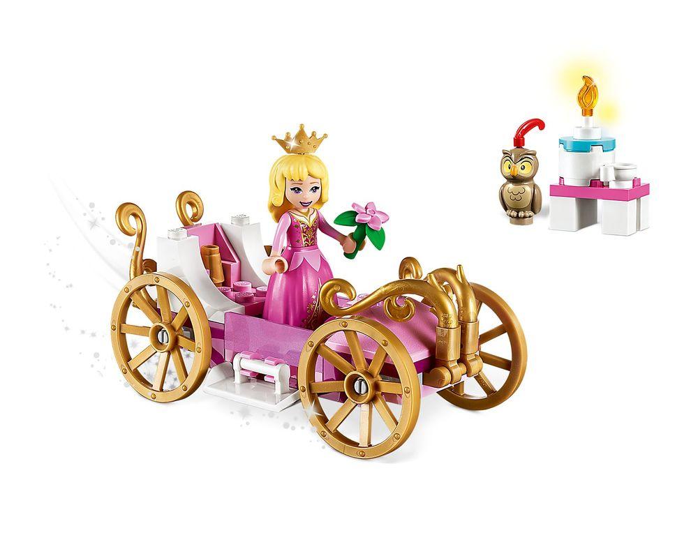 LEGO Set 43173-1 Aurora's Royal Carriage