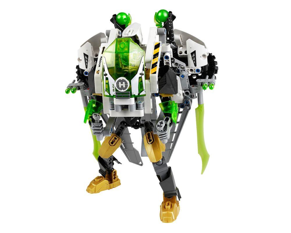 LEGO Set 44014-1 Jet Rocka (Model - A-Model)