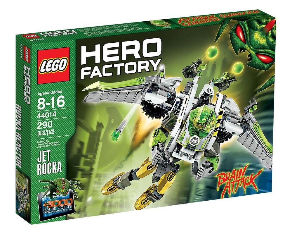 LEGO Set 44014-1 Jet Rocka