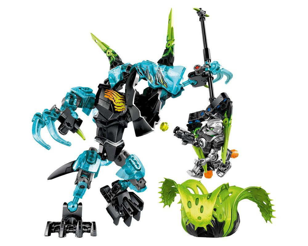 LEGO Set 44026-1 CRYSTAL Beast vs. BULK (Model - A-Model)