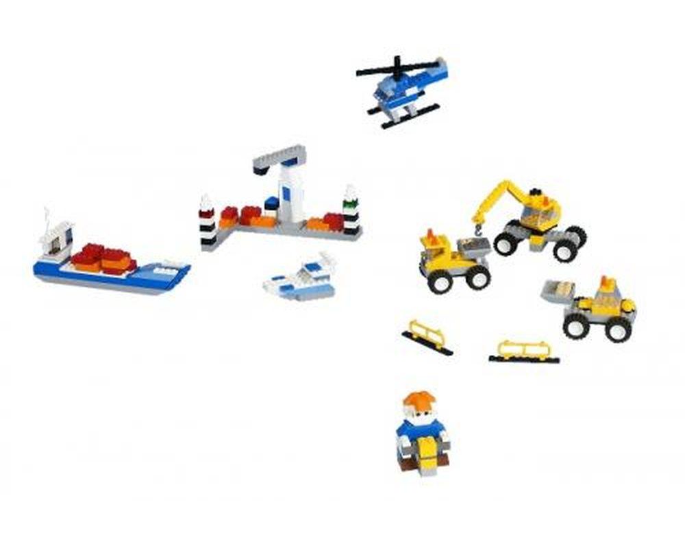 LEGO Set 4407-1 Transportation (Model - A-Model)