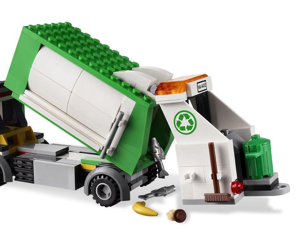 LEGO Set 4432-1 Garbage Truck