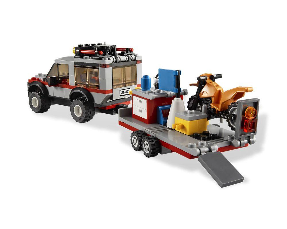LEGO Set 4433-1 Dirt Bike Transporter