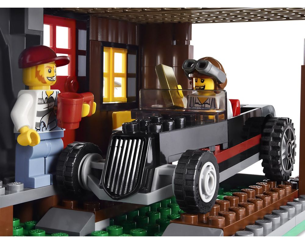 LEGO Set 4438-1 Robbers' Hideout