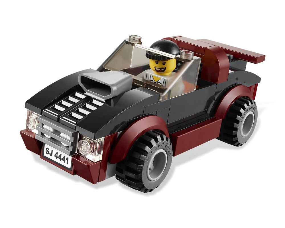 LEGO Set 4441-1 Police Dog Van