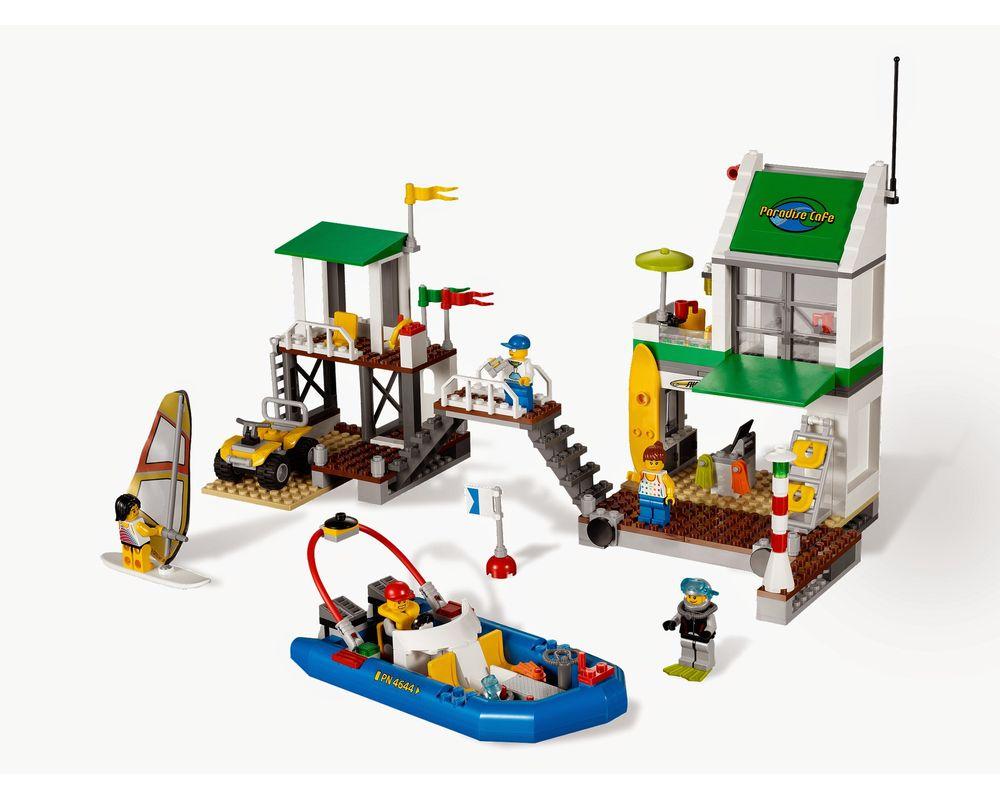 LEGO Set 4644-1 Marina (LEGO - Model)