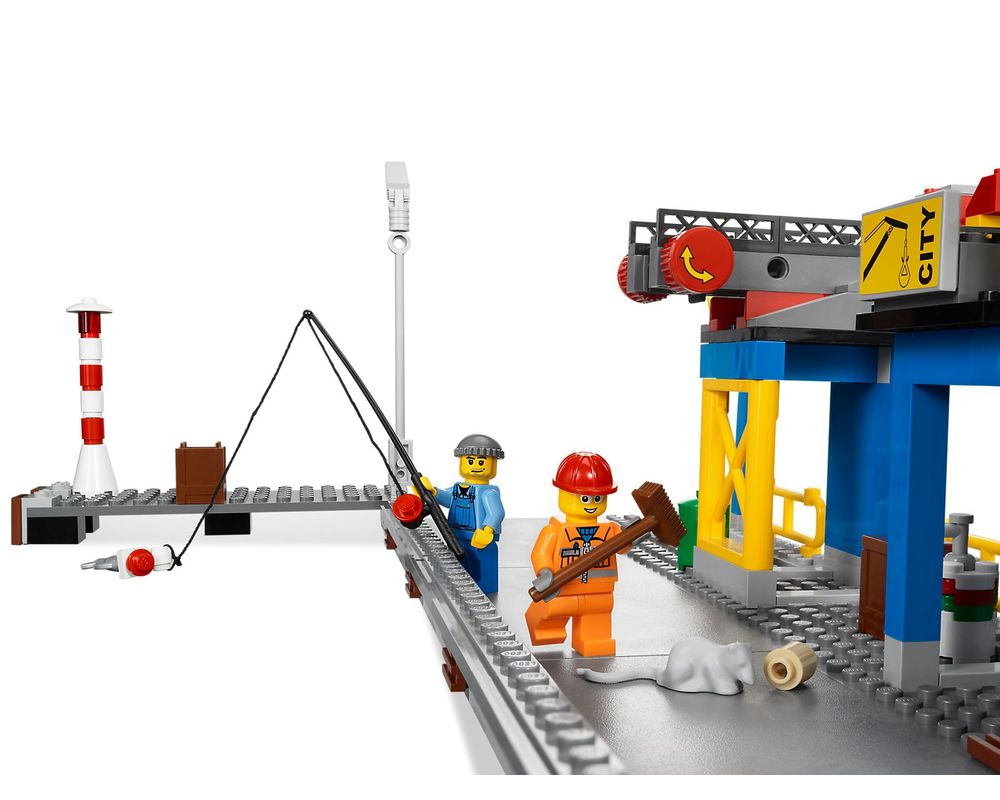 LEGO Set 4645-1 Harbor