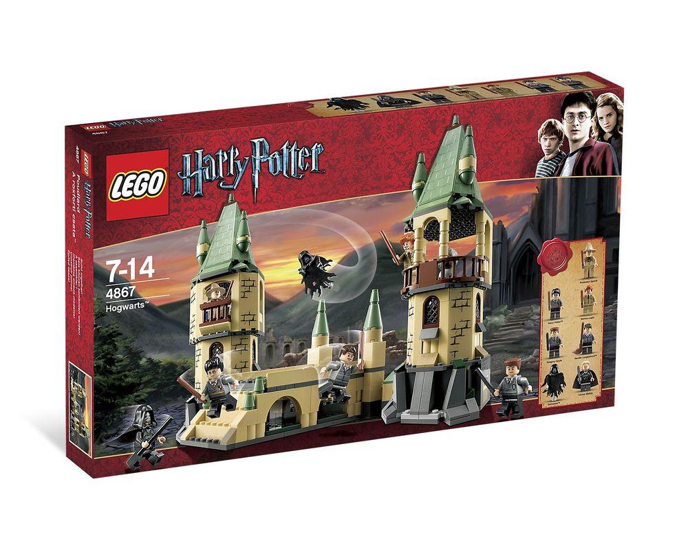 LEGO Set 4867-1 Hogwarts