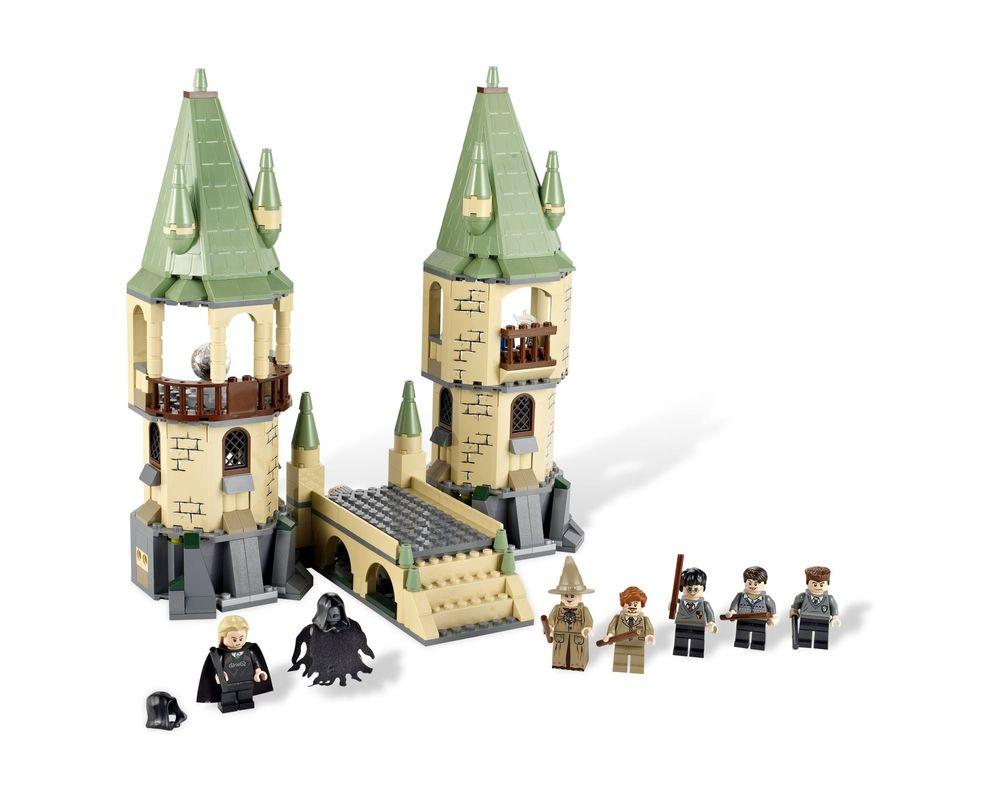 LEGO Set 4867-1 Hogwarts (Model - A-Model)