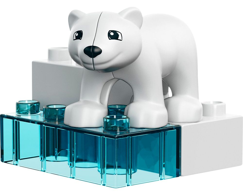 LEGO Set 4962-3 Baby Zoo (re-release)