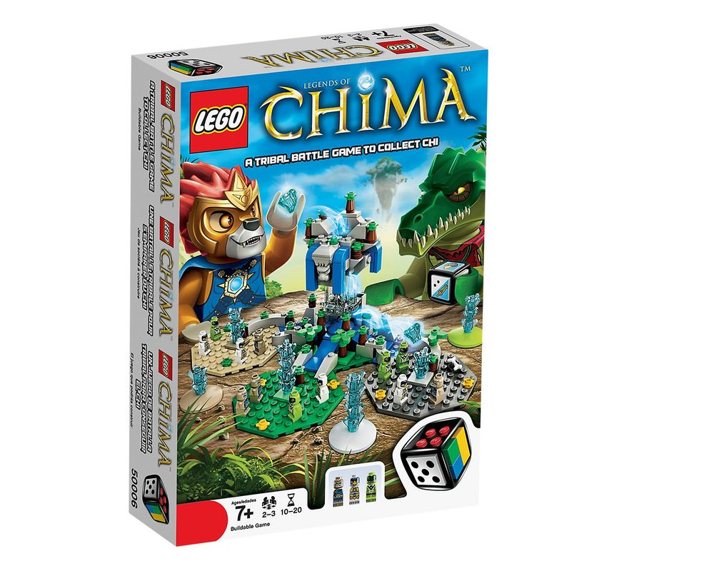 LEGO Set 50006-1 Legends Of Chima