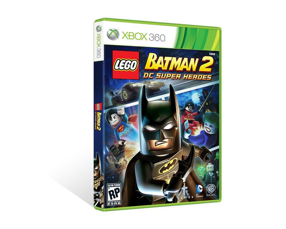 Lego Set 5001096 1 Batman 2 Dc Super Heroes Xbox 360 2012 Gear Rebrickable Build With Lego