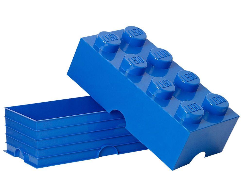 LEGO Set 5001266-1 8 stud Blue Storage Brick