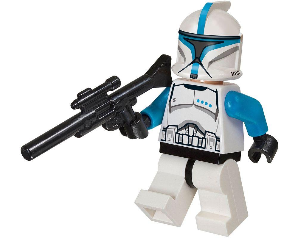LEGO Set 5001709-1 Clone Trooper Lieutenant (LEGO - Model)
