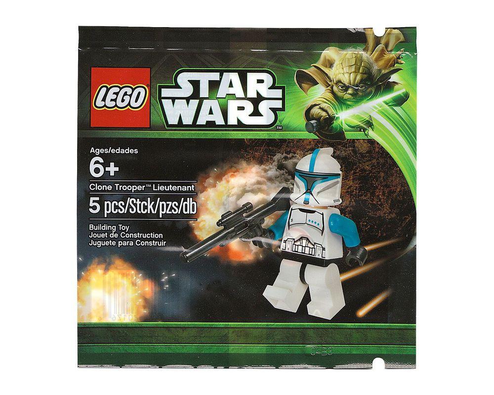 LEGO Set 5001709-1 Clone Trooper Lieutenant