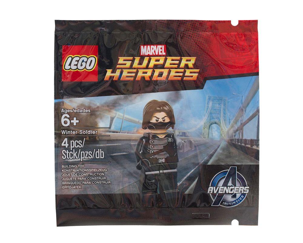 LEGO Set 5002943-1 Winter Soldier