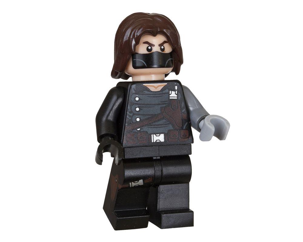 LEGO Set 5002943-1 Winter Soldier (Model - A-Model)
