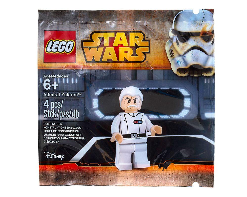 LEGO Set 5002947-1 Admiral Yularen