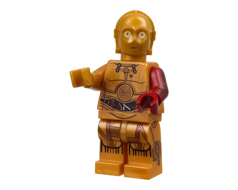 LEGO Set 5002948-1 C-3PO (Model - A-Model)