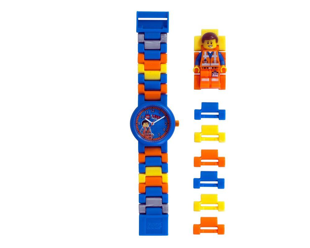 LEGO Set 5003025-1 Emmet Minifigure Link Watch (Model - A-Model)