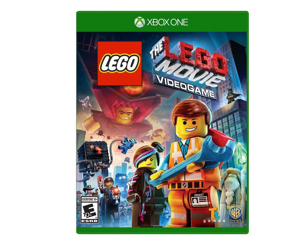 LEGO Set 5003559-1 The LEGO Movie Xbox One Video Game (LEGO - Model)