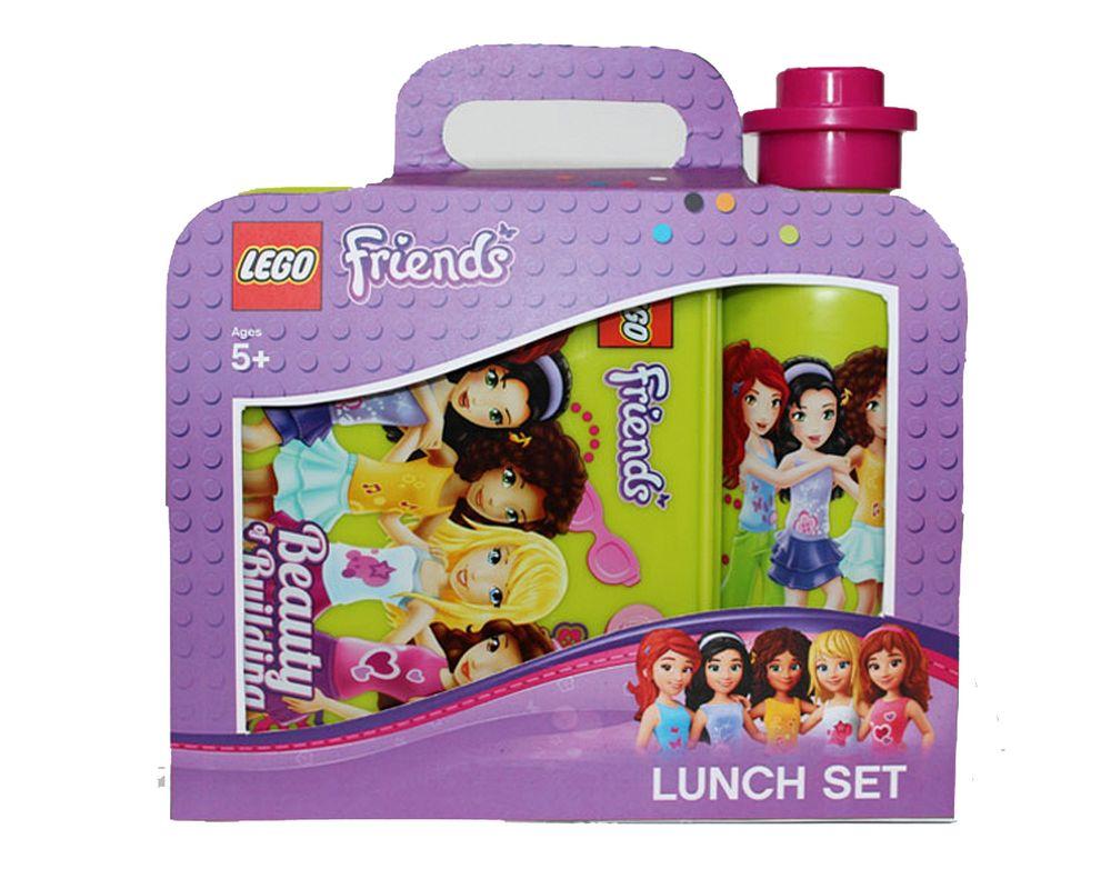 LEGO Set 5003563-1 Friends Lunch Set (Model - A-Model)